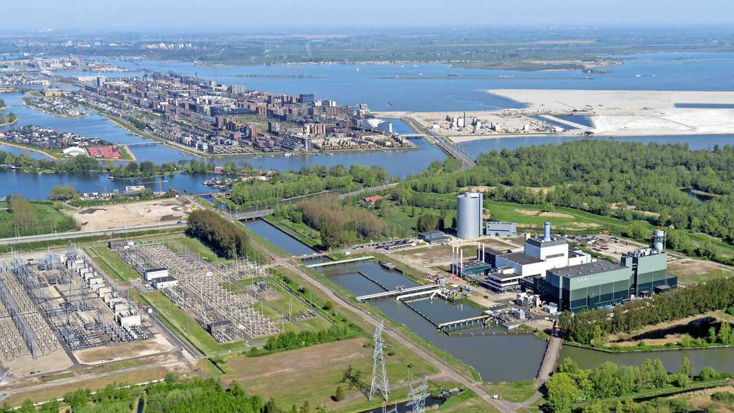 Vattenfall: plan biomassacentrale Diemen in de ijskast